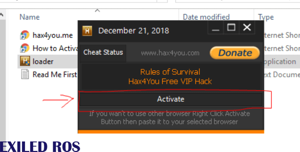 Download Hax4You Cheat