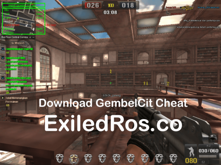 Download GembelCit Cheat