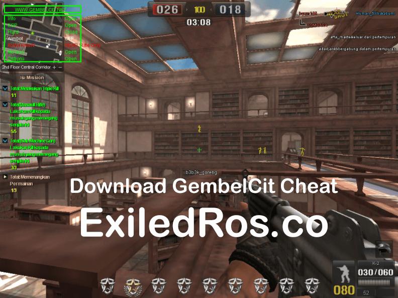 Download GembelCit Cheat